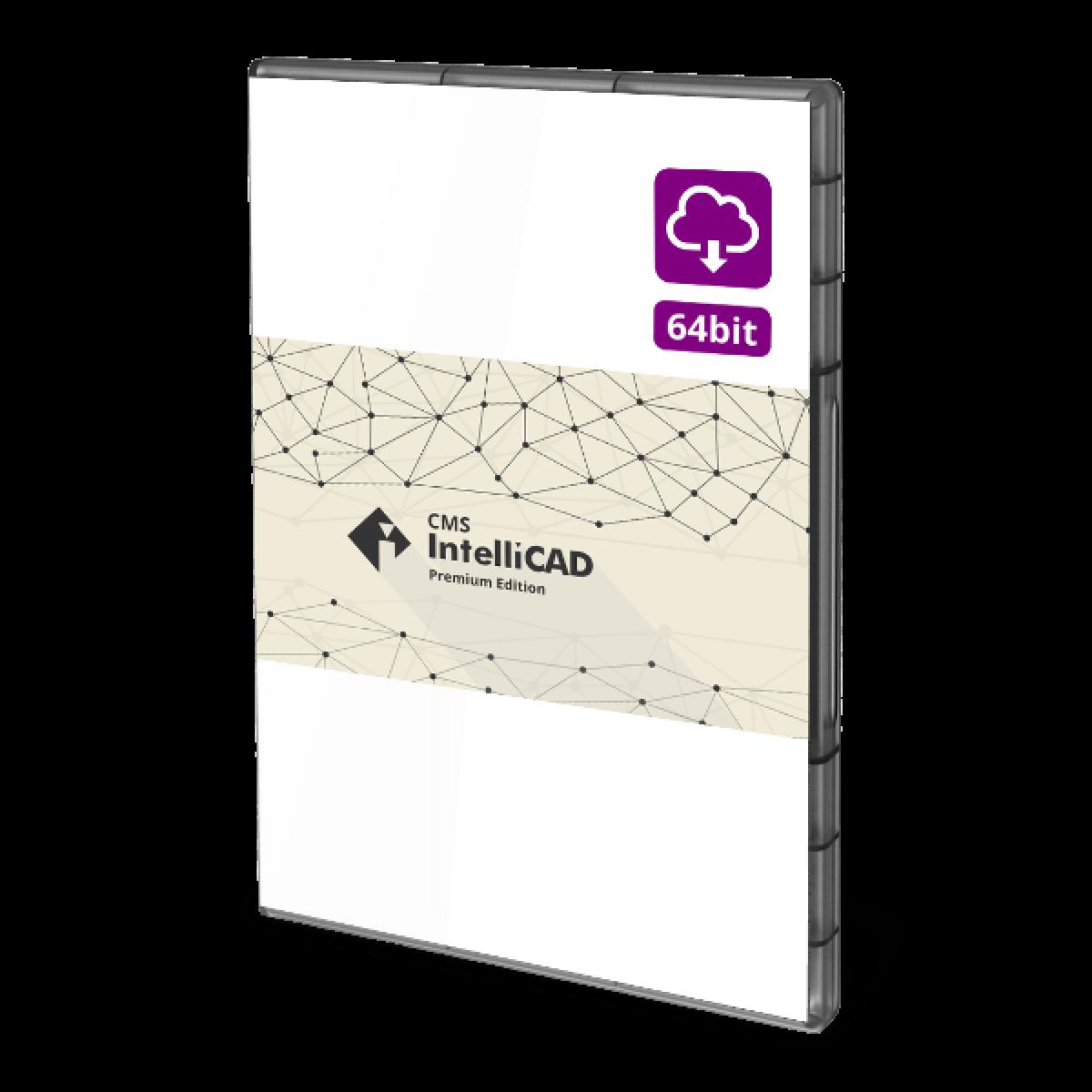 CMS IntellICAD 8.2 PE Cloud